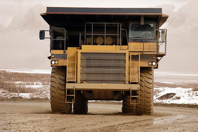 MINING & OIL SANDS