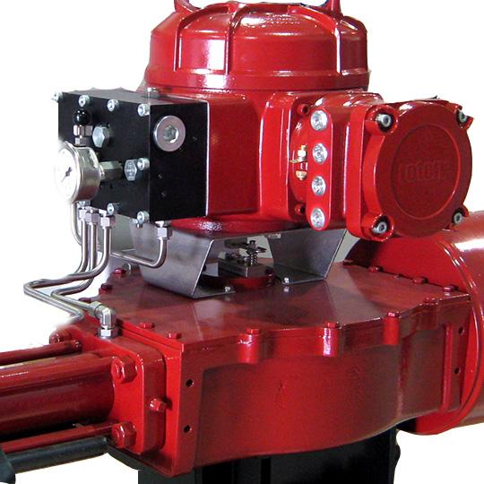 Hydraulic Actuator, Main-actuator,