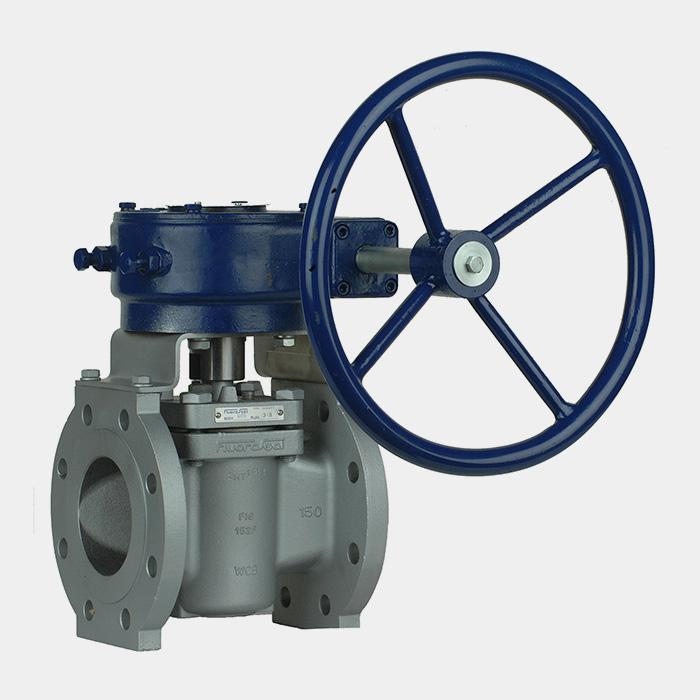 fluoroseal-plug-valves
