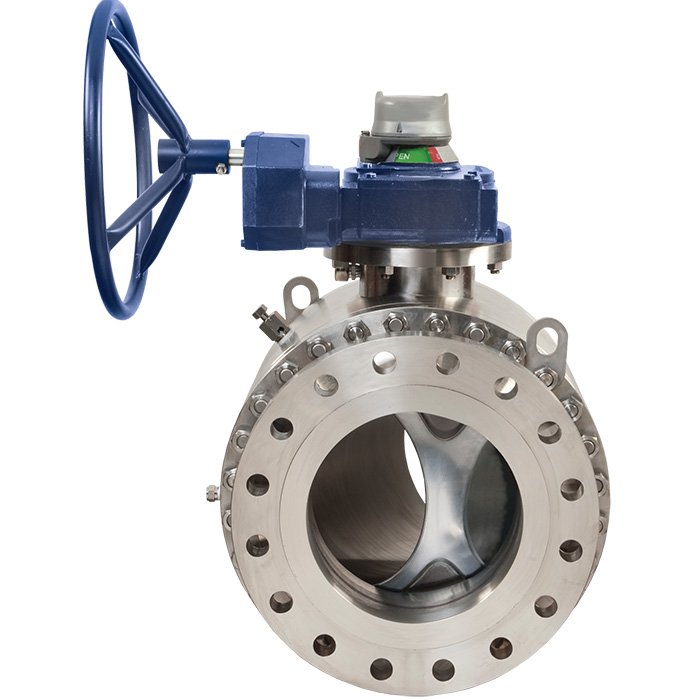 Val-Matic Quadrosphere Ball Valve