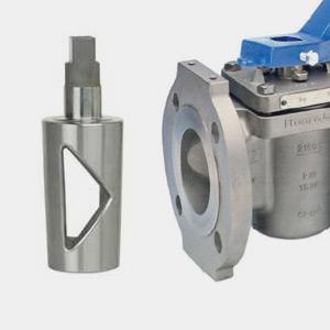 v-port-plug-valve