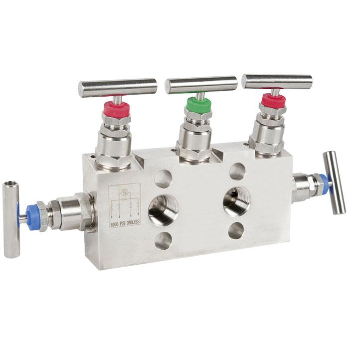 wika-3-5-valve-manifold